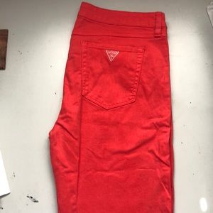 Guess Jeans brittney cropped
